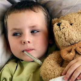 Choroby w wieku przedszkolnym, profilaktyka
