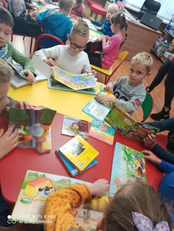 Cytrynki 🍋 w Bibliotece Dziecięcej.